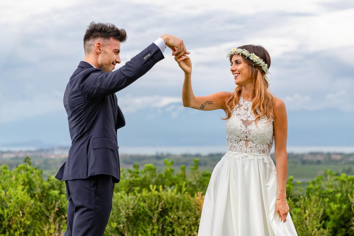 reportage di matrimonio lago di garda