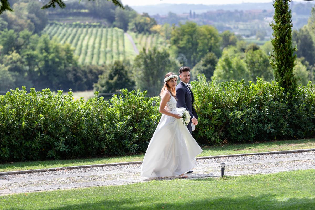 sposarsi sulle colline moreniche