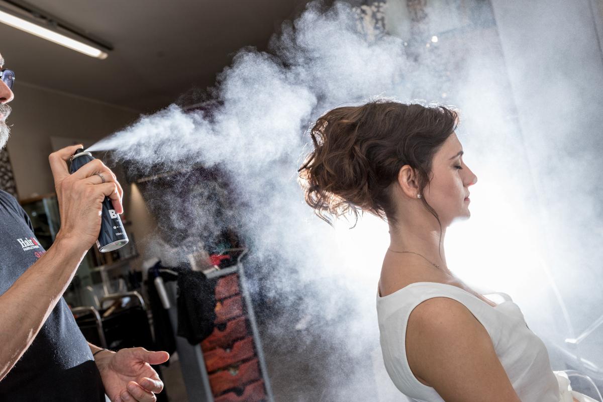 parrucchiere sposa