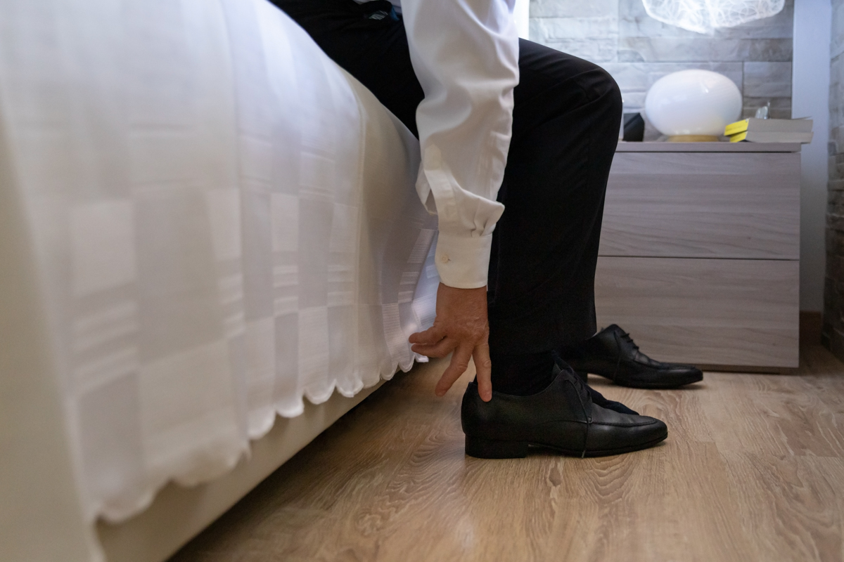 scarpe sposo