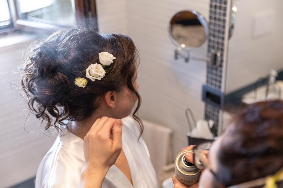 parrucchiera sposa mantova
