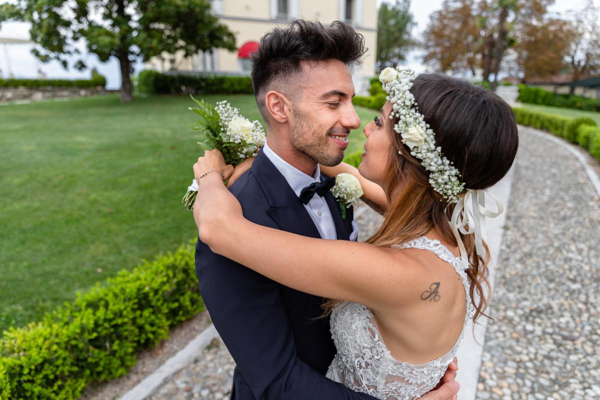 fotografo matrimonio sirmione