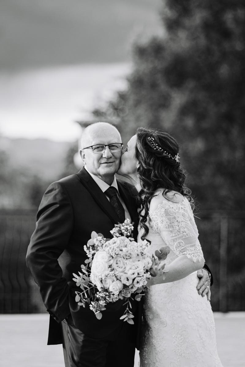 servizio fotografico di matrimonio a borgo la caccia